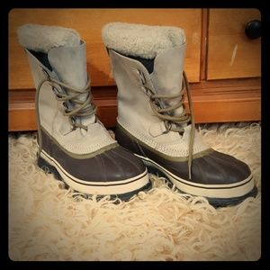 Caribou Sorel Snow Boots